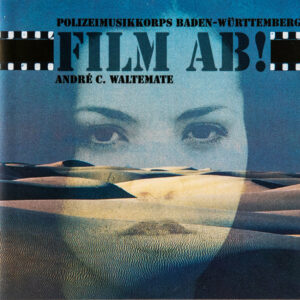 CD Cover Vorderseite FILM AB!