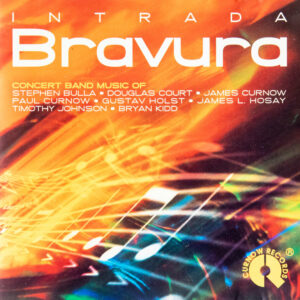 CD Cover Vorderseite Intrada Bravura