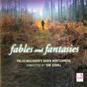 CD Cover Vorderseite fables and fantasies